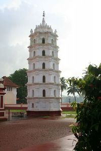 Shri Shantadurga Temple at Kavelam Ponda, Goa, India